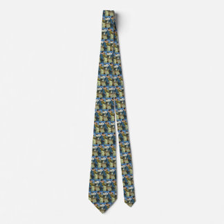 Vintage Newlyweds Buy First House, We're Moving! Tie