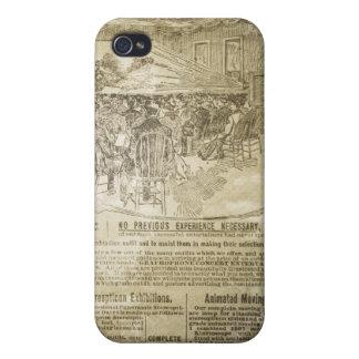 Vintage Newspaper Print Speck Case iPhone4 iPhone 4/4S Case