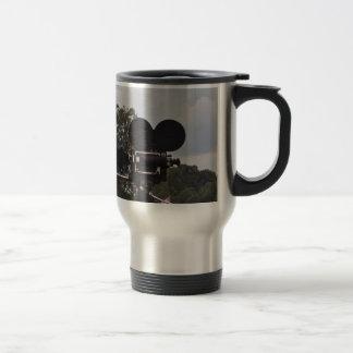 Vintage Newsreel Camera Mugs