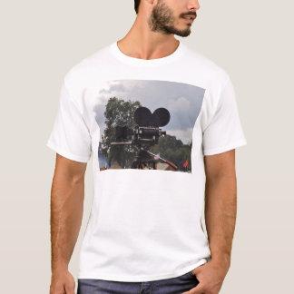 Vintage Newsreel Camera T-Shirt