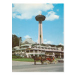 Vintage Niagara Falls Canadá Postales