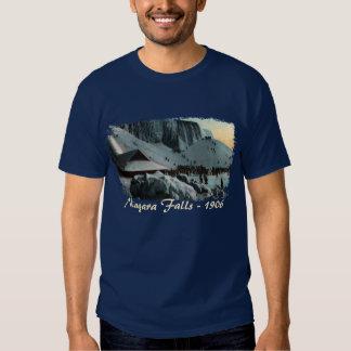 Vintage Niagara Falls Ice Men's Shirt