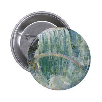 Vintage Niagara Falls Pinback Button
