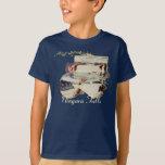 Vintage Niagara Falls Summer Kids Shirt