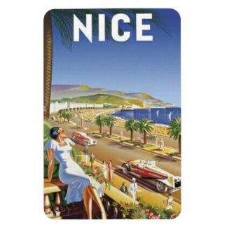 Vintage Nice, France - Magnets