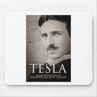 Vintage Nikola Tesla photo Mouse Pad
