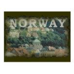 Vintage Noruega Postales