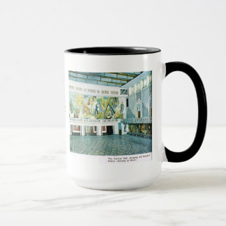 Vintage Norway,  Arty Oslo Mug