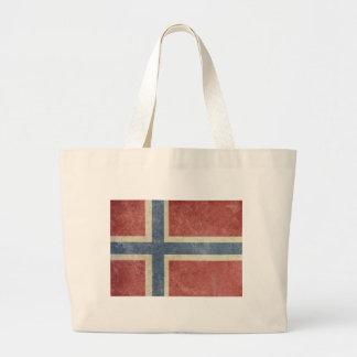 Vintage Norway Canvas Bags