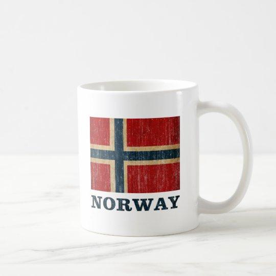 Vintage Norway Coffee Mug