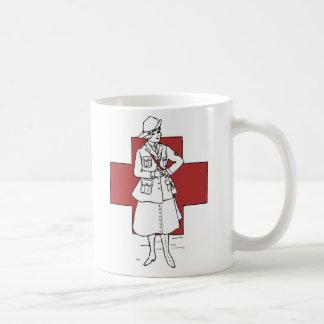 Vintage Nurse Coffee Mug