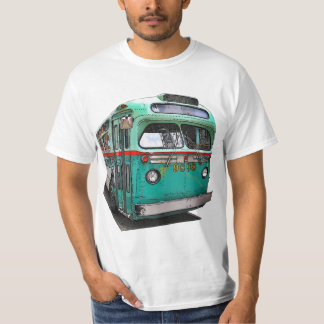 Vintage NYC Bus T-Shirt