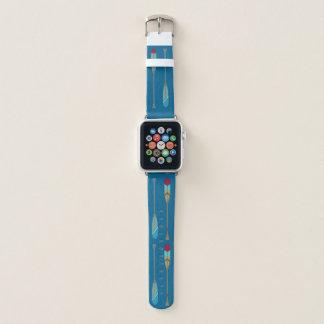 Vintage Oars Apple Watch Band