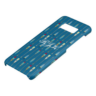 Vintage Oars Case-Mate Samsung Galaxy S8 Case