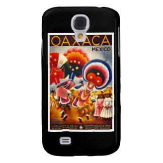 Vintage Oaxaca Mexico Samsung Galaxy S4 Cover