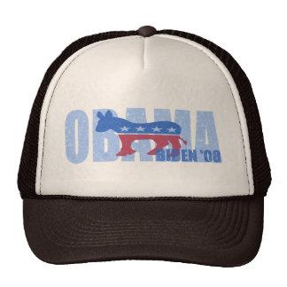 Vintage Obama Biden Vintage Democrat Hat Cap