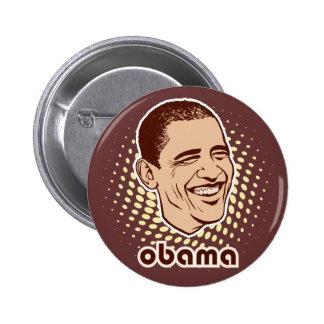 Vintage Obama Button