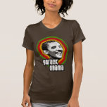 Vintage Obama T-Shirts , African Colors