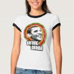 Vintage Obama T-Shirts - Ladies