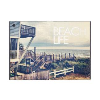 Vintage, Ocean, Beach, Sand, iPad Mini, Case Cover
