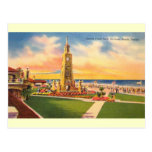 daytona beach postcard, vintage daytona beach