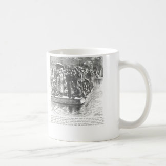 Vintage Ocean Grove NJ Mug