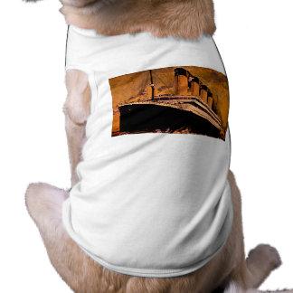 Vintage Ocean Liner T-Shirt