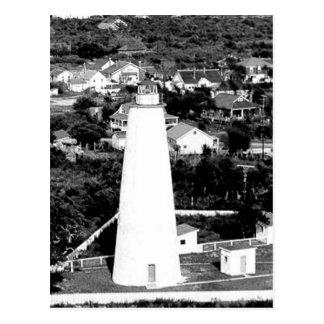 Vintage Ocracoke Lighthouse photograph Postcards
