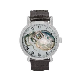 Vintage Octopus Argonaut by Giacomo Merculiano Wrist Watch