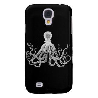 Vintage Octopus Galaxy S4 Cover