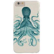 Vintage Octopus Phone Case