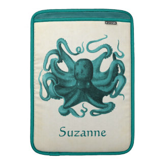 Vintage Octopus Sleeve For MacBook Air