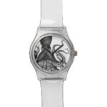 Vintage Octopus Watch