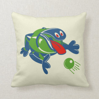 Vintage Odd Ogg Toy Pillow