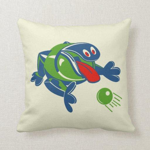 Vintage Odd Ogg Toy Pillow