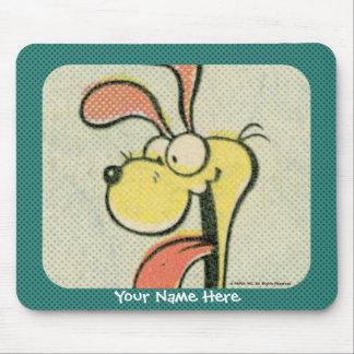 Vintage Odie mousepad