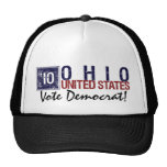 Vintage Ohio de Demócrata del voto en 2010 - Gorro