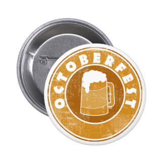 Vintage Oktoberfest button