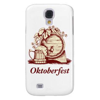 Vintage Oktoberfest Funda Para Galaxy S4