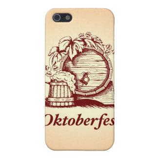 Vintage Oktoberfest iPhone 5 Cárcasas
