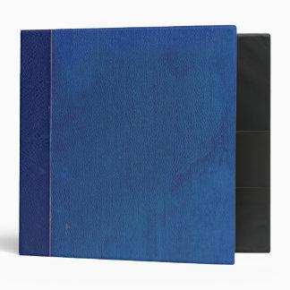 Vintage Old Blue Book Personalized Binder