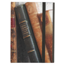 Vintage Old Books Cover For iPad Air