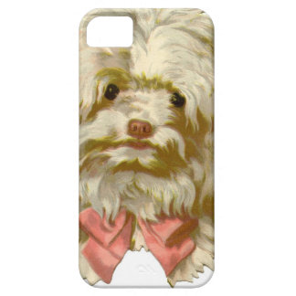 Vintage Old English Sheepdog pet puppy cute iPhone 5 Covers