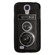 Vintage Old Film Camera Effect Galaxy S4 Samsung Galaxy S4 Cover at Zazzle