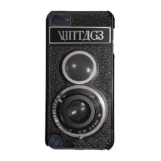 Vintage Old Film Camera Ipod Touch 5g Case at Zazzle
