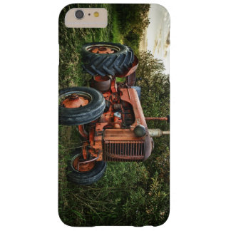 Vintage old red tractor barely there iPhone 6 plus case