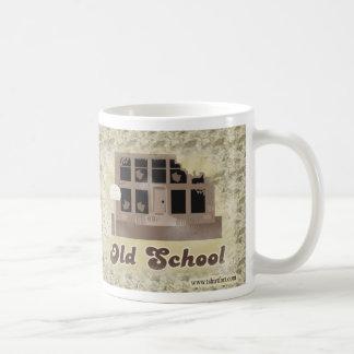 Vintage Old School Coffee Mug