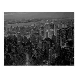 Vintage Old Style New York City Postcard