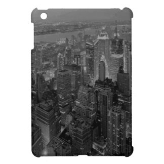 Vintage Old Style New York City Script iPad Mini Cover