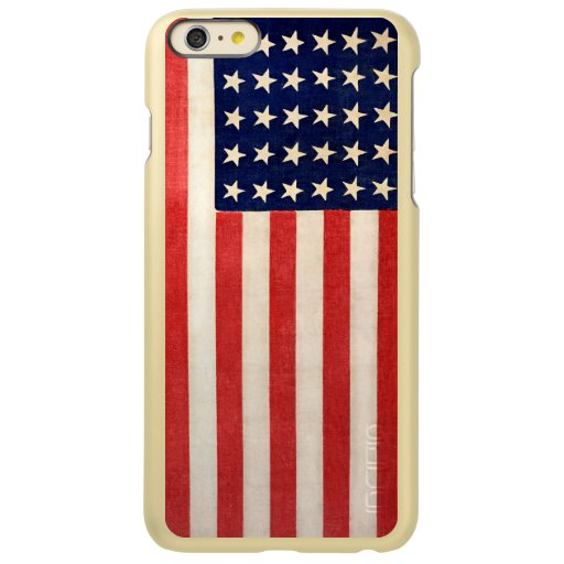 Vintage Old Thirty-Six Star American Flag Incipio Feather Shine iPhone 6 Plus Case